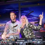 Calvin Harris aus Wachs: Der Star-DJ bekommt einen Platz im Wachsfigurenkabinett in Berlin und Sarah Knappik kommt zur Präsentation.