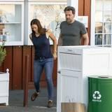 26. September 2016  Offiziell sind sie getrennt, dennoch verstehen sich Jennifer Garner und Ben Affleck weiterhin gut und verbringen Zeit miteinander, wie hier bei einem Spaziergang durch Los Angeles.