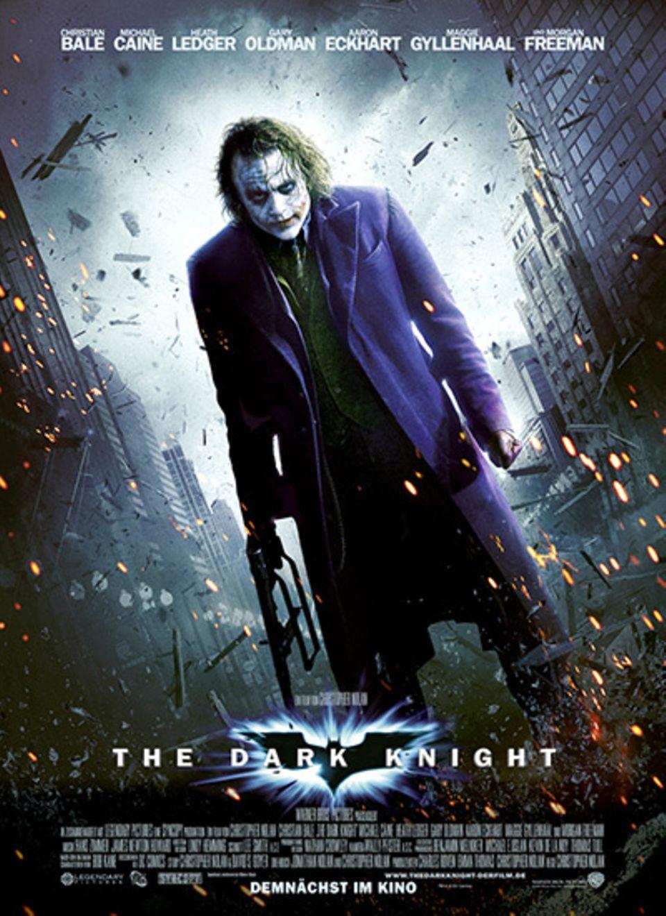 Heath Ledgers Joker ist der skrupelloseste Gegenspieler den Batman je hatte
