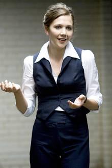 Maggie Gyllenhaal verkörpert Batmans Jugendliebe Rachel Dawes