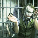 Auch der Joker muss mal hinter Gittern