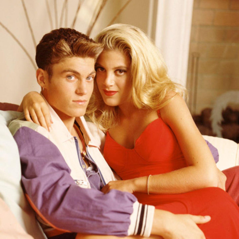 Ach, Donna und David waren wirklich ein süßes Pärchen, oder nicht?