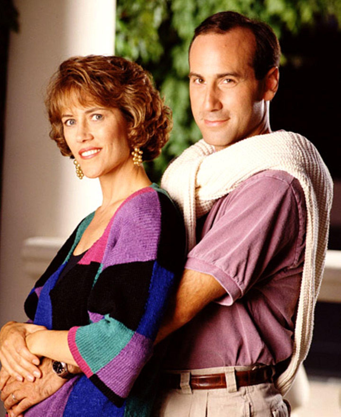 Carol Potter und James Eckhouse sind besser bekannt als Cindy und Jim Walsh und erleben nach wie vor allerlei Aufregung mit ihre
