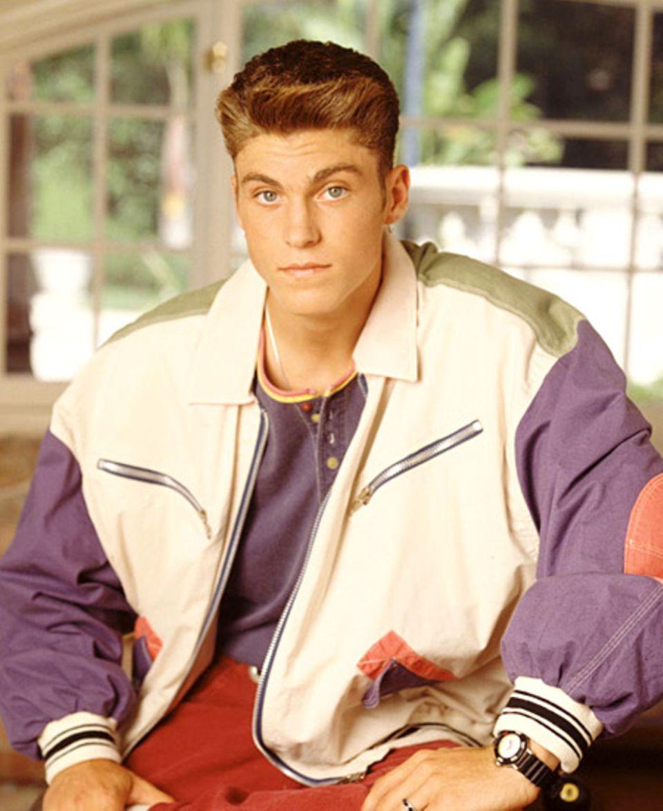 David Silver, gespielt von Brian Austin Green, muss in der zweiten Staffel mit dem Tod eines guten Freundes fertig werden