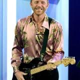 14. Oktober 2000: Vielleicht sollte man ihm einmal sagen dass eine Gitarre kein Tennisschläger ist