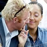 27. Mai 2004: Mit Carolie Rocher war er fast drei Jahre lang zusammen