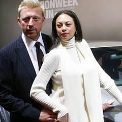 3. Februar 2009: Zusammen mit Lily kam er zur Fashionweek nach Berlin