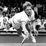 """01. Juli 1985: Mit der """"Becker-Rolle"""" zum Erfolg"""