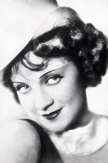 """Marlene Dietrich in """"Der Blaue Engel"""""""