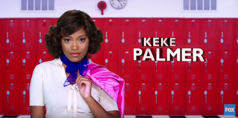 """""""Scream Queens""""-Star Keke Palmer ist ebenfalls dabei, sie übernimmt die Rolle der """"Marty""""."""