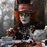 "Johnny Depp spielt in ""Alice im Wunderland""."