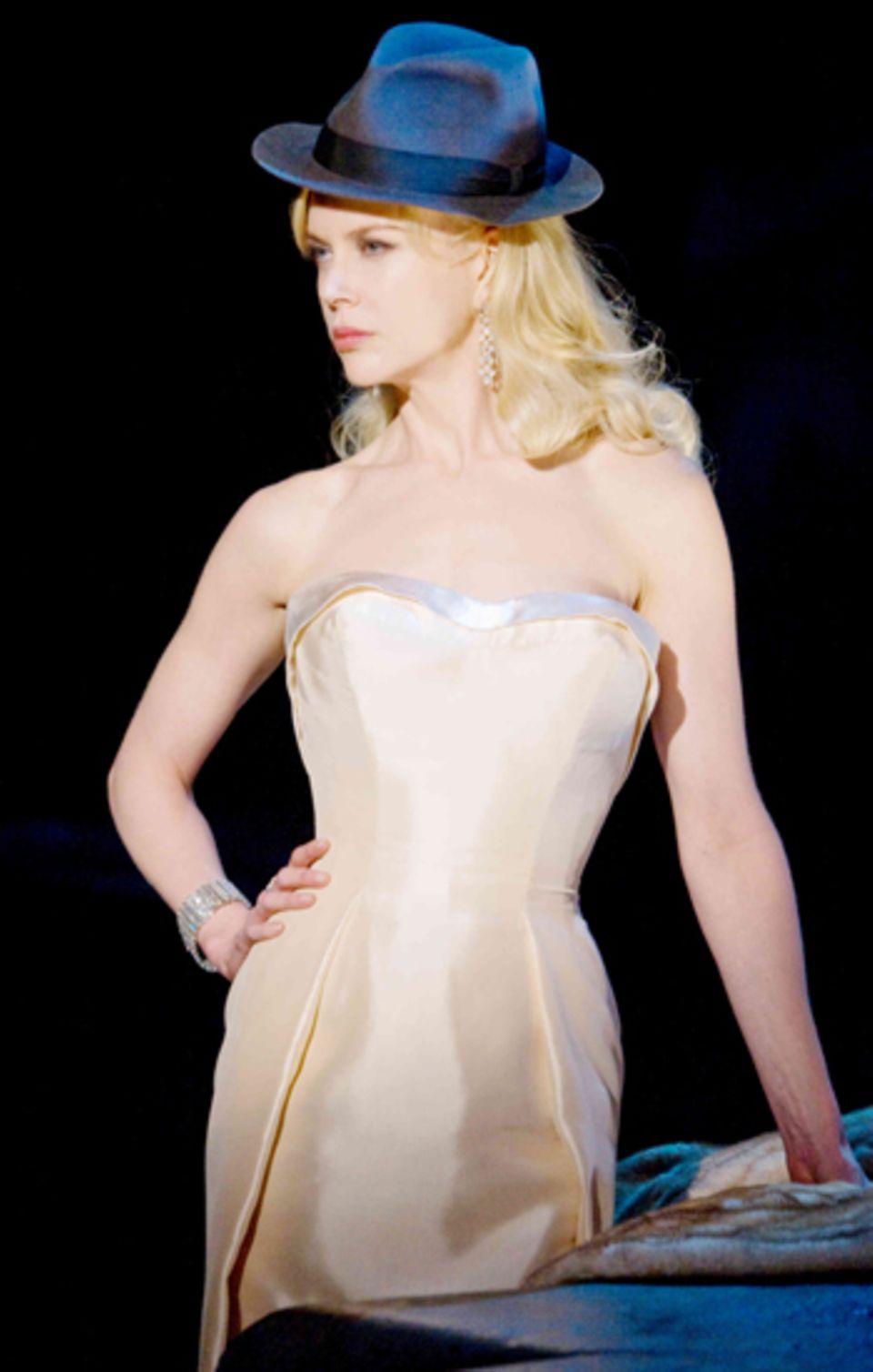 "Nicole Kidman spielt in ""Nine""."