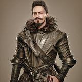 "Hugh Jackman in ""Pan""  Hugh Jackman verkörpert in ""Pan"" den gefürchteten Piraten ""Blackbeard""."
