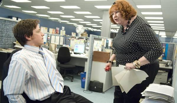 Langeweile im Leben und Schikane im Büro: Wesley Gibson (James McAvoy) ist nicht zu beneiden