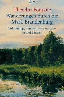 """""""Wanderungen durch die Mark Brandenburg"""" von Theodor Fontane über Amazon.de, 49,50 Euro"""