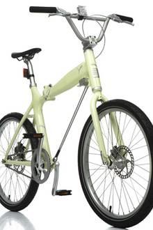 """""""Glow Rider Bike"""" von Puma, ca. 1100 Euro (leuchtet im Dunkeln!)"""