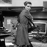 """Romy Schneider 1965 in """"Was gibts Neues, Pussy?"""""""