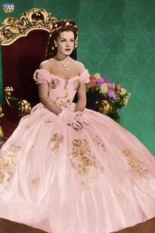 """Romy Schneider 1956 in """"Sissi - Die junge Kaiserin"""""""