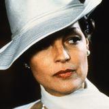 """Romy Schneider 1980 in """"Die Bankiersfrau"""""""