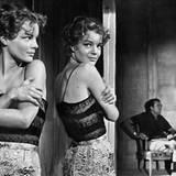 "Romy Schneider 1961 in dem Fim ""Boccaccio 70"""