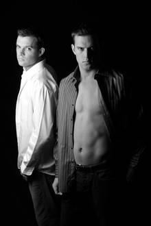 Die Zwillingsbrüder Bob und Mike Bryan