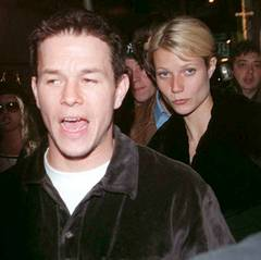31. Oktober 1997: Mark Wahlberg und Gwyneth Paltrow