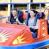 """Nick Carter verbindet Geschäftliches und Vergnügen: Bevor er mit den """"Backstreet Boys"""" im kalifornischen Disneyland auftritt, fä"""