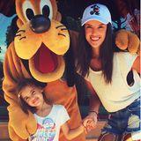 Den 6. Geburtstag von Tochter Anja feiert die Familie von Alessandra Ambrosio standesgemäß in Disneyland in Kalifornien.