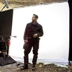 20. Oktober 2008: So wird Brad Pitt im neuen Film von Quentin Tarantino zu sehen sein