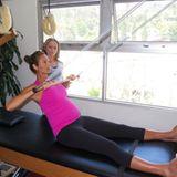 Auch während der Schwangerschaft hält Stacy Keibler sich fit.