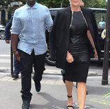 Kris Jenner hatte ihren Toyboy-Freund Corey Gamble meist in ihrer Nähe. Der Altersunterschied der beiden liegt bei ordentlichen 25 Jahren. Kurz nach dem Valentinstag 2017 gab Jenner ihrem Lover dann doch den Laufpass.