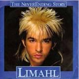 Limahl auf einem seiner Platten-Cover