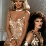 Die Denver Clan-Beauties Linda Evans und Joan Collins