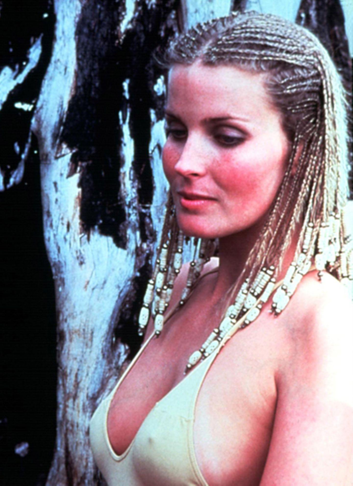 "Bo Derek in dem Film ""Die Traumfrau"" von 1978"