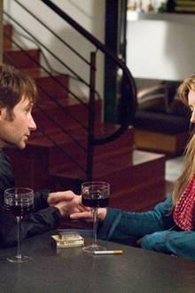 """David Duchovny versucht als """"Hank"""" seine """"Karen"""" zurück zu gewinnen"""