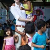 Franziska Knuppe ist auf die Philippinen geflogen, um dort mithilfe von Impfungen Tetanus bei Neugeborenen zu besiegen.