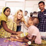 Am 28. Oktober findet der Welt-Polio-Tag statt. Heidi Klum erinnert mit diesem Post, dass Polio, auch als Kinderlähmung bekannt, mit einer Impfung in den Griff zu bekommen ist. Sie besuchte leztes Jahr mit UNICEF Indien, um mit ihrer Prominenz auf die Krankheit aufmerksam zu machen.