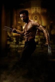 """September 2012: Hugh Jackman schlüpft erneut in die Rolle des """"Wolverine"""". Er fragt auf Facebook """"Seid ihr bereit?""""."""