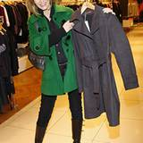 GALA Shopping Night: Schauspielerin Gesine Cukrowski