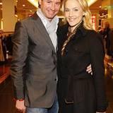 GALA Shopping Night: Judith Rakers in Begleitung von Andreas Pfaff