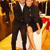 GALA Shopping Night: Yasmina Filali und Thomas Helmer