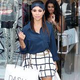 """Wenn Kourtney und Khloe Kardashian shoppen gehen, dann sind die Paparazzi nicht weit. Der """"Dash""""-Store dürfte für so viel Aufmerksamkeit dankbar sein."""