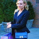 """Diane Kruger geht in bei """"Bergdorf Goodman"""" Manhattan einkaufen."""