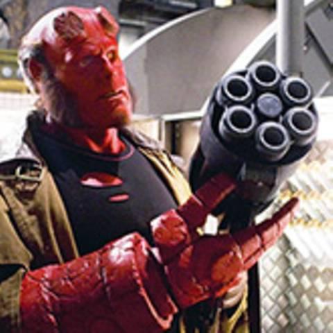 Hellboy Goldene Armee