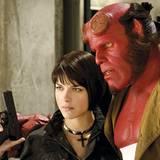 Ein Paar wie Feuer und Schwefel: Liz und Hellboy
