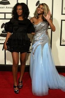 Die Knowles-Geschwister bekommen ihre Kleider meist von Mama Knowles auf den Leib geschneidert