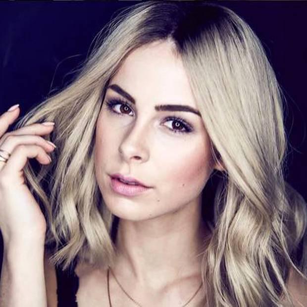 Frisur blonde haare
