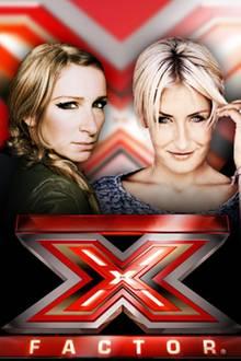 """29. März 2012: Die neuen Juroren der Castingshow """"X Factor"""" werden bekannt gegeben: Hinter dem Jurypult sitzen zukünftig """"Scoote"""