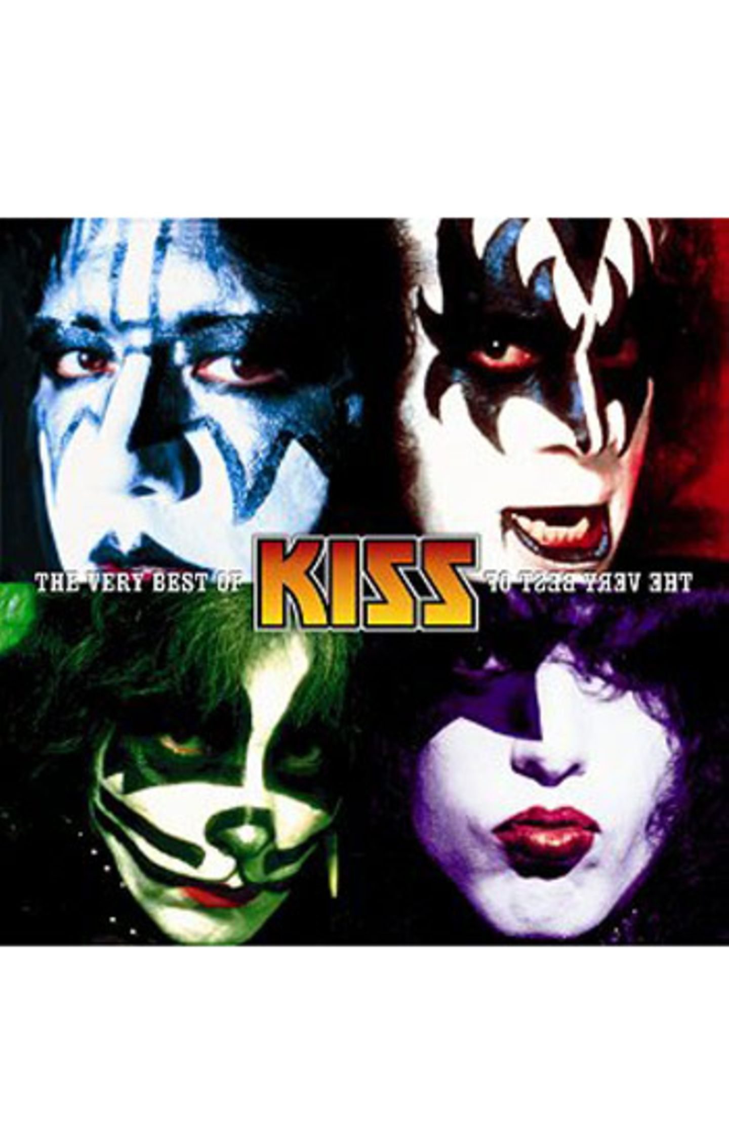 Kiss Plattencover
