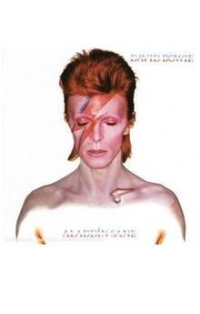 David Bowie alias Ziggy Stardust
